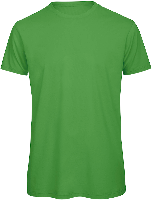 T-shirt bio Homme Green